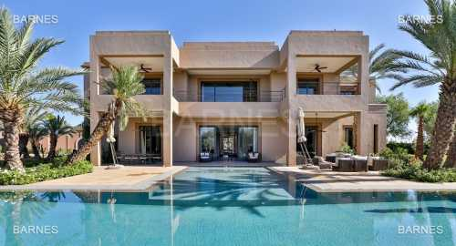 Maison contemporaine, MARRAKECH - Ref M-55736
