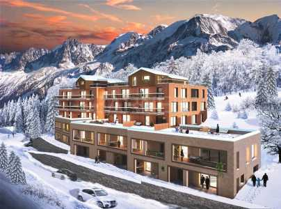 APPARTEMENT, LES HOUCHES - Ref A-80556