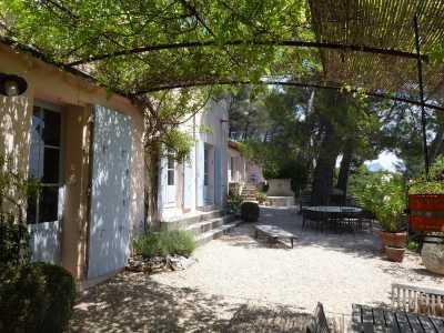 Maison, Saint-Marc-Jaumegarde - Ref 2542876