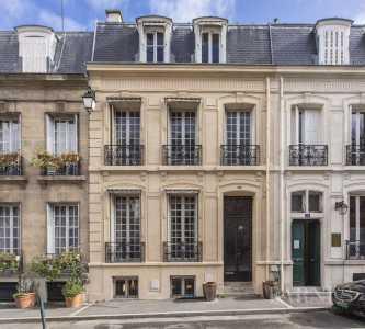 Hotel particular, Paris 75016 - Ref 2834022