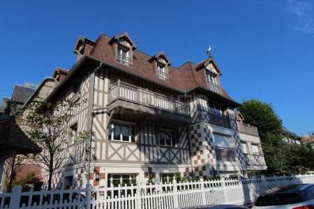 LUXURY APARTMENT, DEAUVILLE - Ref A-44280