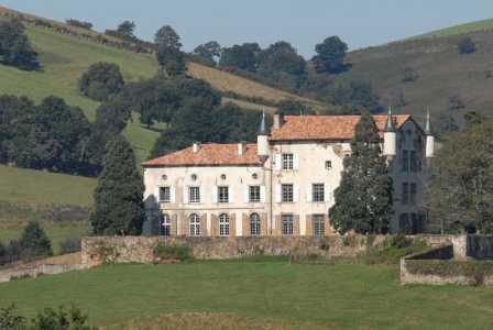 Haras/Château, HASPARREN - Ref M543