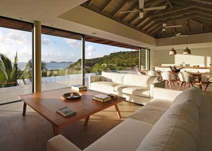 Villa, SAINT BARTHELEMY - Ref M-74395