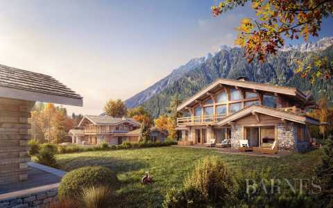 CHALET, Chamonix-Mont-Blanc - Ref 2666197