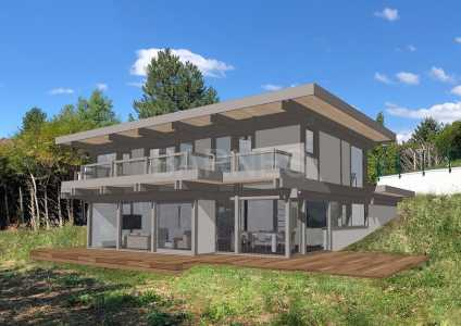 Maison d'architecte, ANNECY-LE-VIEUX - Ref M-78190