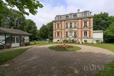 Hôtel particulier, Le Vésinet - Ref 2592457