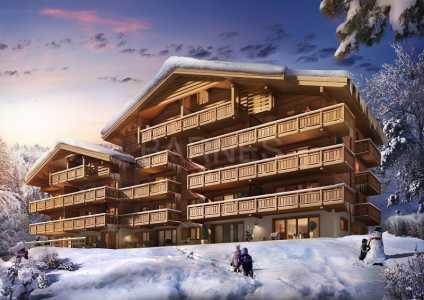 APPARTEMENT STANDING, LE GRAND-BORNAND - Ref A-68123