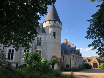 Châteaux, BOURGES - Ref CH-68460
