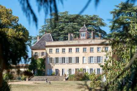 CHATEAU, Villefranche-sur-Saône - Ref 1784430