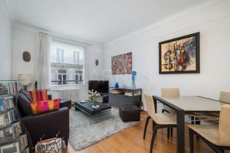 APPARTEMENT BOURGEOIS, PARIS - Ref A-77485