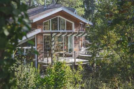 Casa cerca de un campo de golf, HOSSEGOR - Ref BL299