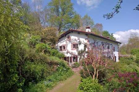Stone house, BIDARRAY - Ref M581