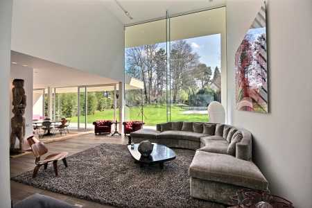 Contemporary house, UCCLE - Ref M-30984