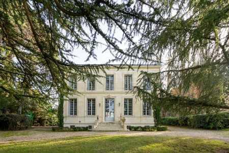Maison bourgeoise, QUINSAC - Ref M-77935