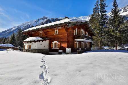 CHALET, Chamonix-Mont-Blanc - Ref 2666953