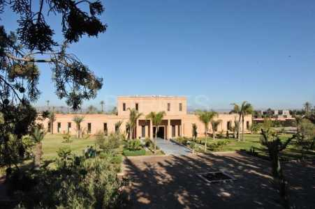 Maison contemporaine, MARRAKECH - Ref M-54116