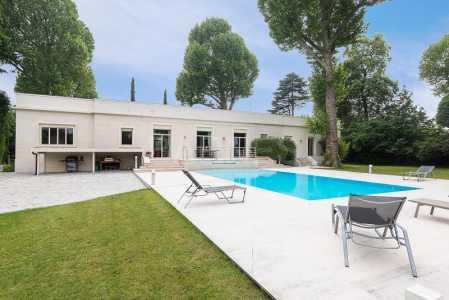 Maison d'architecte, CROISSY SUR SEINE - Ref M-77161