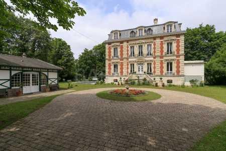 Hôtel particulier, LE VESINET - Ref M-71694