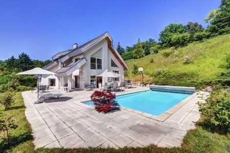 Maison d'architecte, VETRAZ MONTHOUX - Ref M-73485
