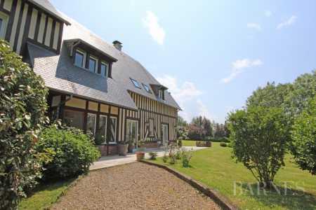 Villa, ENGLESQUEVILLE EN AUGE - Ref 2593650