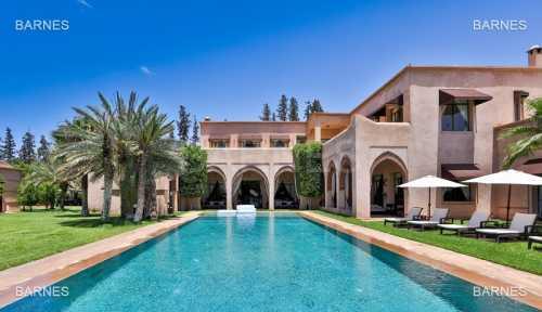 Villa de prestige, MARRAKECH - Ref M-43391