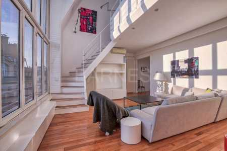 FURNISHED APARTMENT, PARIS - Ref A-51391