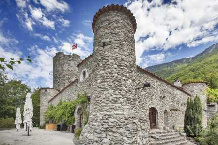 CHATEAU, FEISSONS SUR ISERE - Ref 2667187