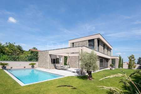 Contemporary house, SAINT DIDIER AU MONT D'OR - Ref M-71854