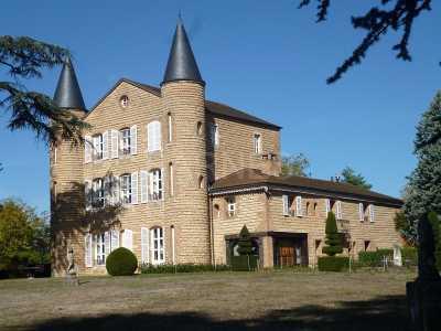 Châteaux, MACON - Ref CH-76059