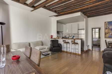 APPARTEMENT MEUBLE, PARIS - Ref A-30005