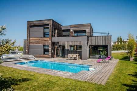 Maison d'architecte, THONON-LES-BAINS - Ref M-57201
