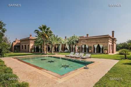 Villa de prestige, MARRAKECH - Ref M-74060