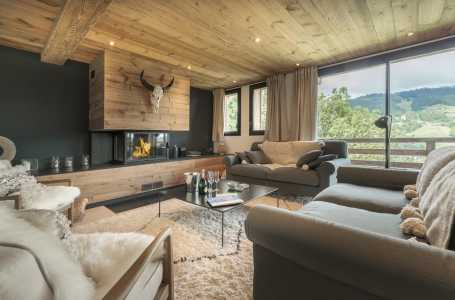 Chalet individual, MEGEVE - Ref 122666