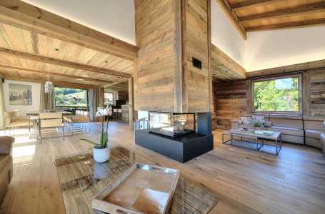 Private chalet, MEGEVE - Ref 126216