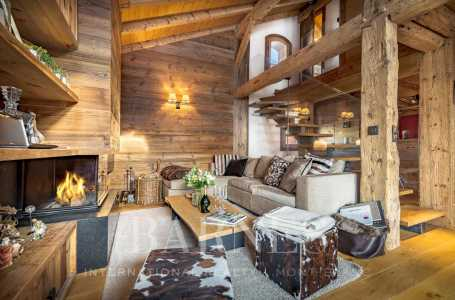Chalet individual, MEGEVE - Ref 127134
