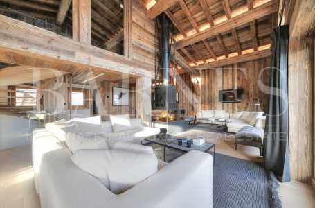 Private chalet, MEGEVE - Ref 128944