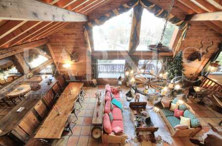 Private chalet, MEGEVE - Ref 129153