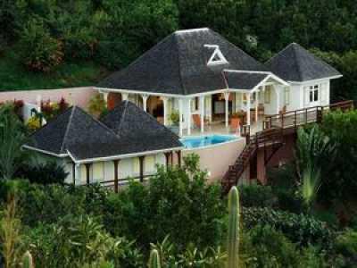 Villa, SAINT BARTHELEMY - Ref M-08323