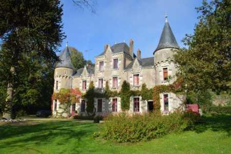 Châteaux, NANTES - Ref CH-65218