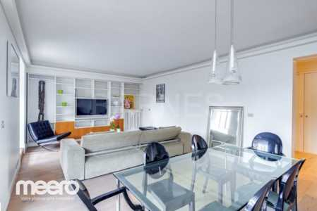 APPARTEMENT MEUBLE, PARIS - Ref A-41665