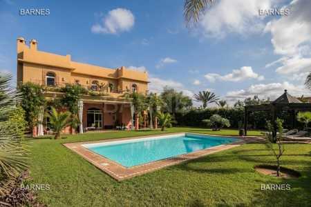 Prestigious villa, MARRAKECH - Ref M-75819