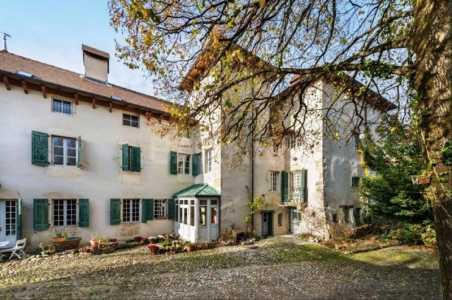 CASTLE, GRILLY - Ref CH-80744