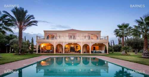 Prestigiosa villa, MARRAKECH - Ref M-53775