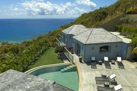 Villa, SAINT BARTHELEMY - Ref M-08730
