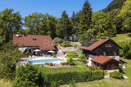 ch�teau, LUCINGES - Ref CH-74433