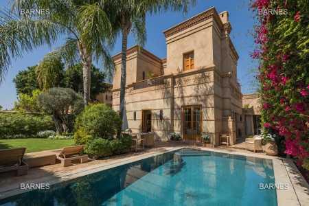 Prestigious villa, MARRAKECH - Ref M-80921