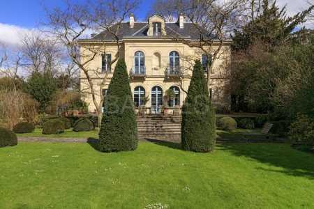 Villa de prestige, CROISSY SUR SEINE - Ref M-67669