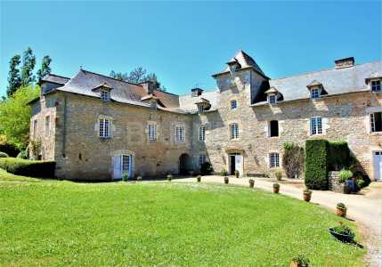 Manoirs, ONET-LE-CHATEAU - Ref CH-50787