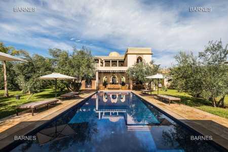 Prestigiosa villa, MARRAKECH - Ref M-78227