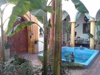 Riad, MARRAKECH - Ref M-45702